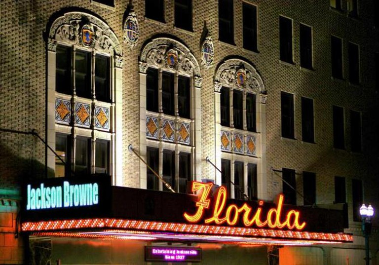 The façade of the Florida Theatre | © Craig ONeal/Flickr