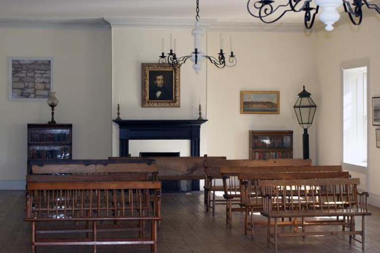 Meeting Hall | © Fritz Liess/Flickr