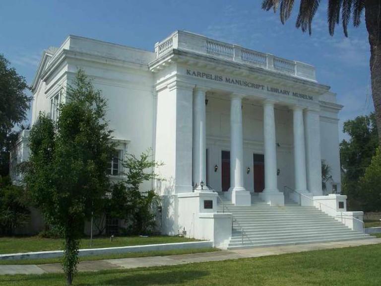 The museum's exterior | © Ebyabe/WikiCommons