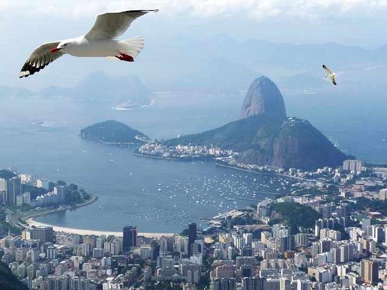 Rio de Janeiro, Brazil | © IvaCastro/Pixabay
