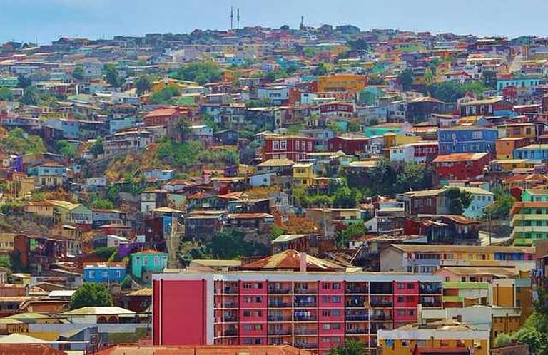 Valparaiso, Chile | © Mariamichelle/Pixabay
