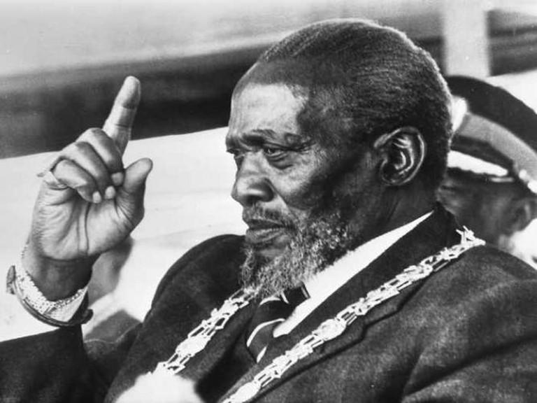 Jomo Kenyatta   © Nationaal Archief/WikiCommons