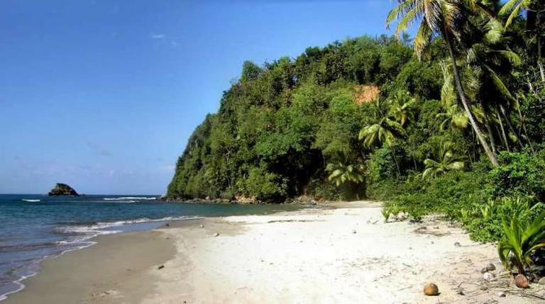 Hampstead Beach (Dominica) | © bathyporeia/Flickr