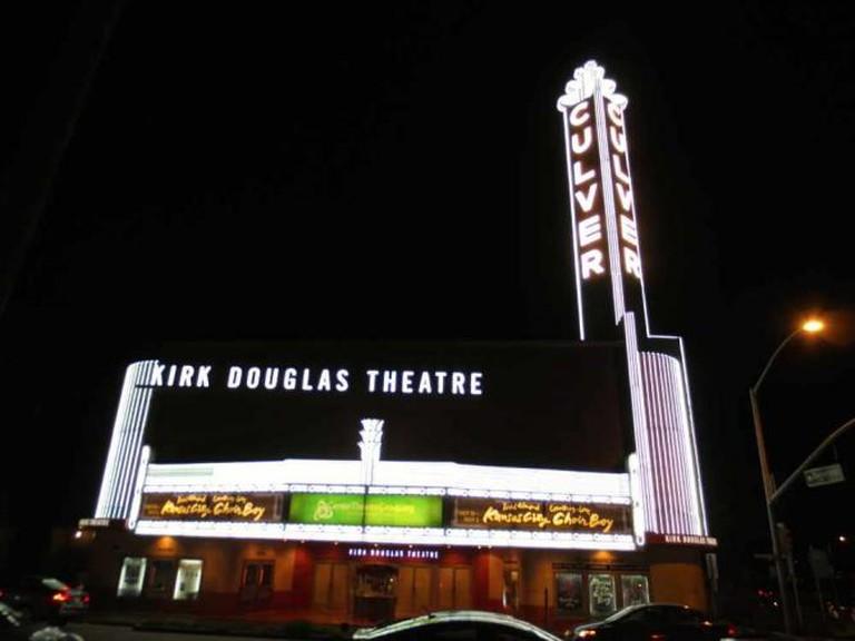 Kirk Douglas Theatre   © Sara Rosenthal
