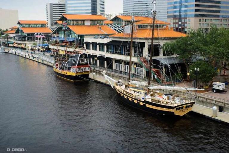 View of Jacksonville river | © DeusXFlorida/WikiCommons