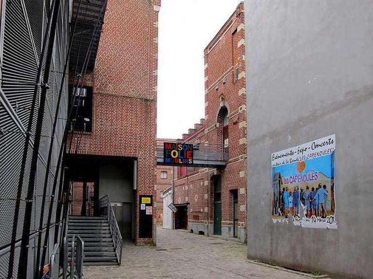 La maison folie de Moulins à Lille (Nord) | © Velvet/WikiCommons