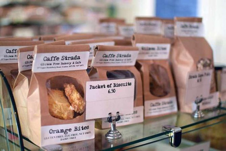 Caffe Strada Biscuit Selection | Nicola Keane