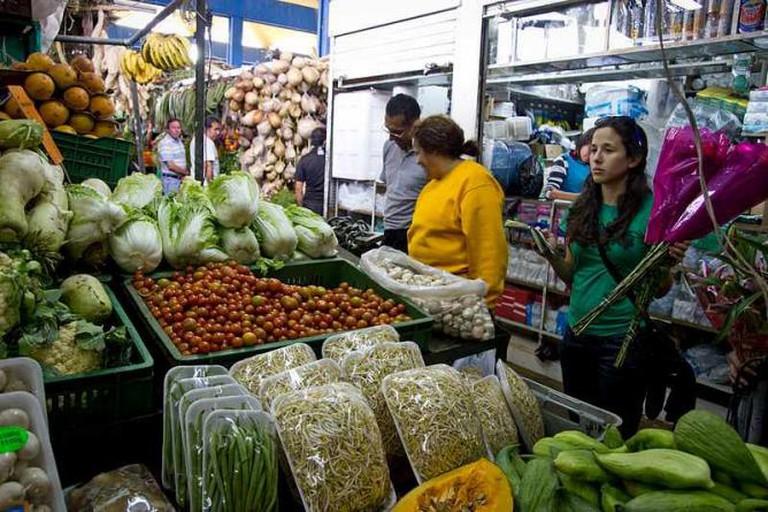 Market | © William Neuheisel/ WikiCommons