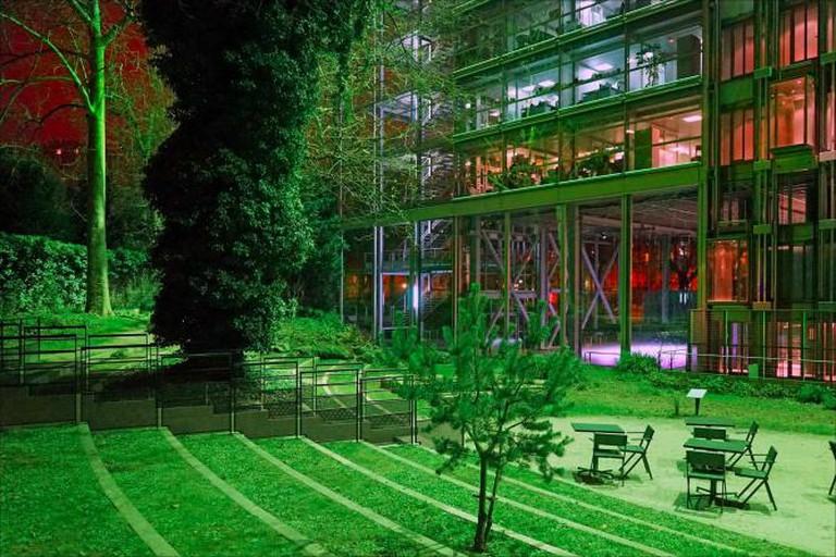 Fondation Cartier Pour l'Art Contemporain| © Jean-Pierre Dalbéra/Flickr