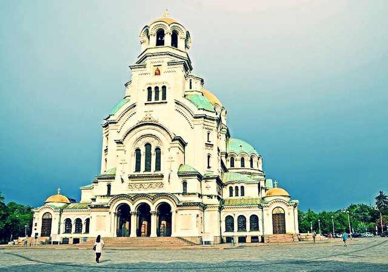 Sofia Cathedral | © DennisJarvis/Flickr