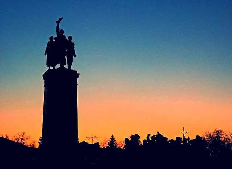 Sofia sunset | © AntropólogoFidelio/Flickr