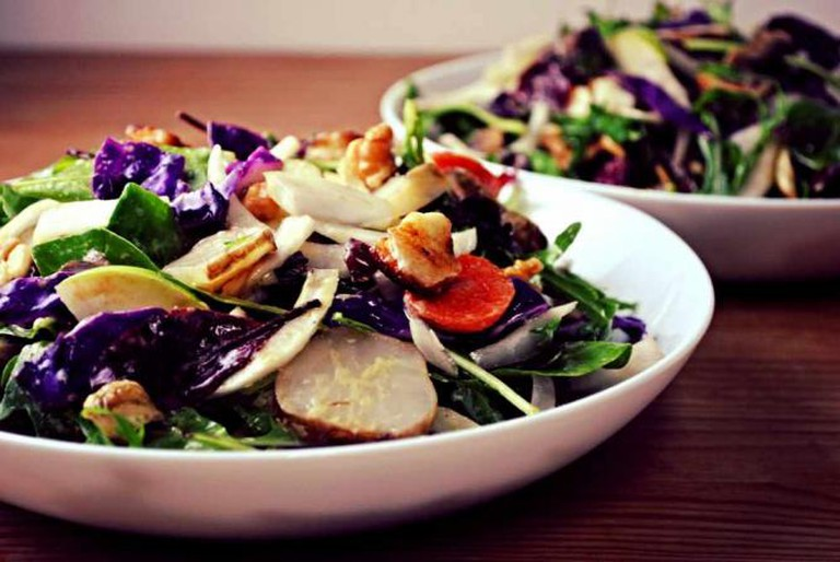 Vegetarian salad | © KatherineMartinelli/Flickr