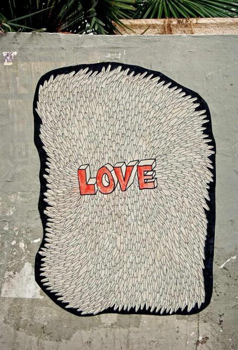 LOVE!  | © Adida Fallen Angel, 2013