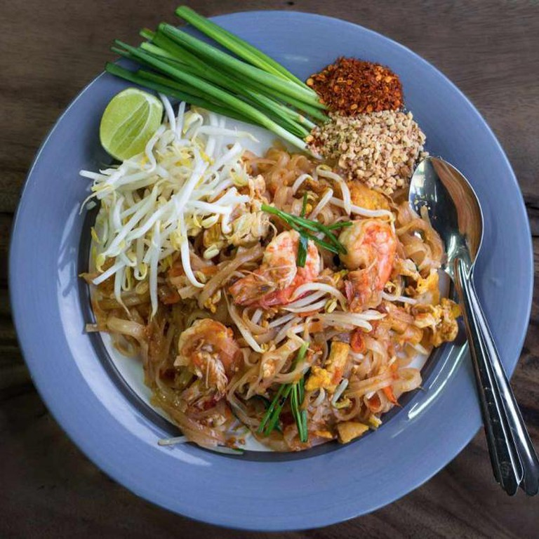 Pad Thai | Courtesy of WikiCommons