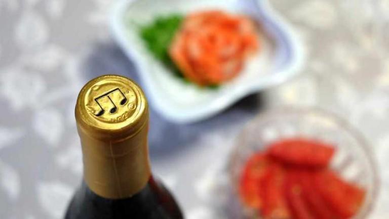 Wine Bottle| © Shunichi kouroki/Flickr