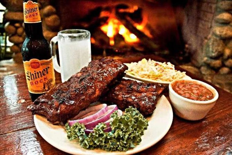 Signature dish at Gristmill | Courtesy of Gristmill River Restaurant