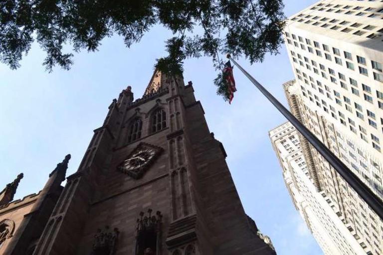 Trinity Church, New York | © Daniel/Flickr