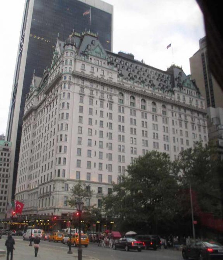 The Plaza Hotel | © David Ohmer/Flickr