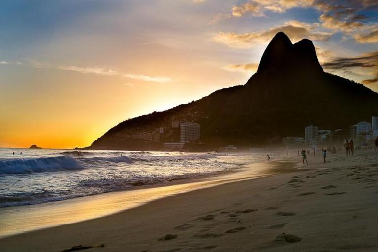 Ipanema - Rio de Janeiro I © Higor de Padua Vieira Neto/Flickr