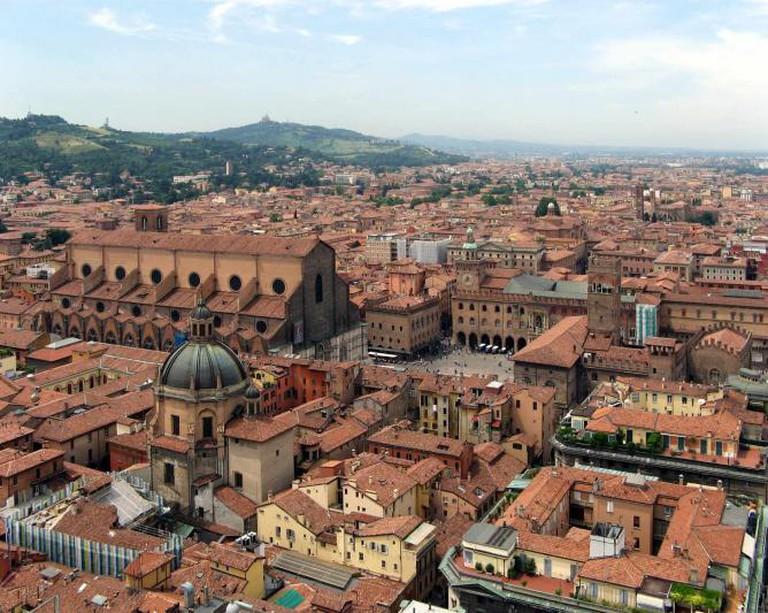 Bologna / ©Steffen Brinkmann / wikicommons