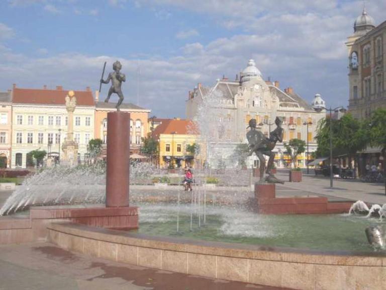 Main Square / ©Pan Peter/ wikicommons