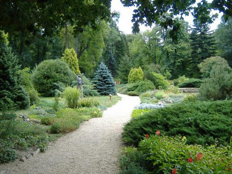 Arboretum /  ©Lily15 / wikicommons