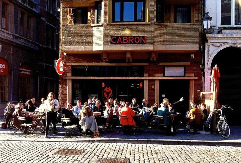 Cabron - Image courtesy of Cabron