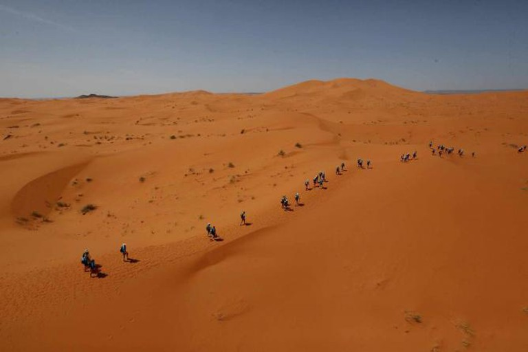 Marathon des Sables | Courtesy of MDS2015
