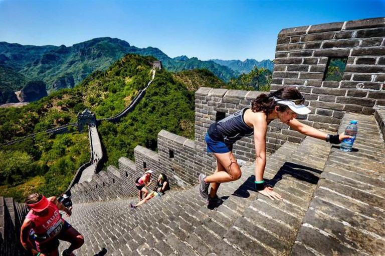 The Great Wall Marathon