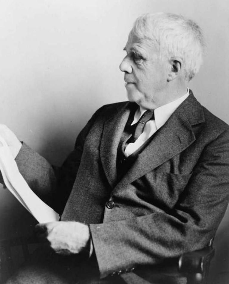 Robert Frost | © U.S. Department of Agriculture/Flickr