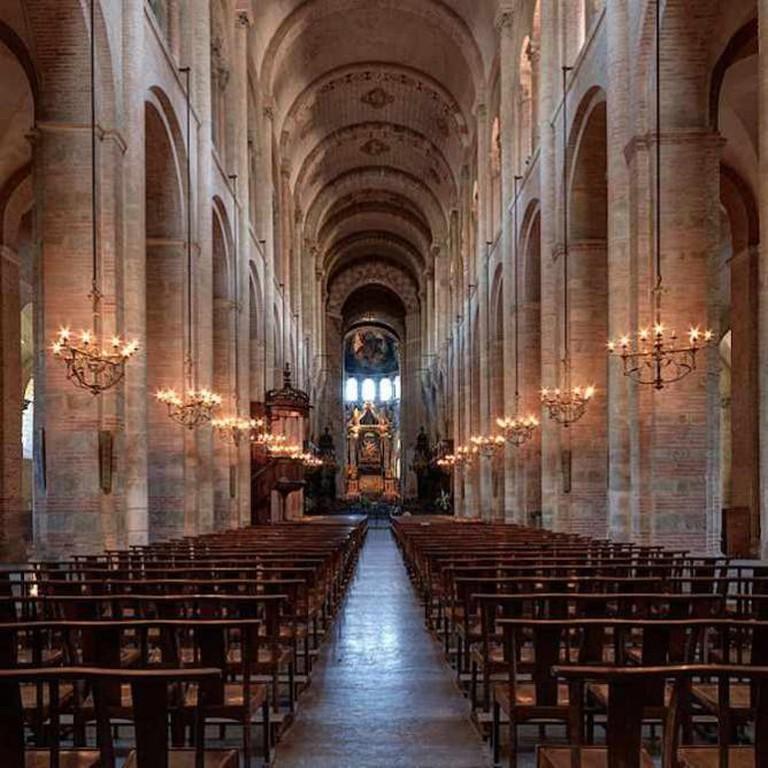 Naive Basilique Saint Sernin