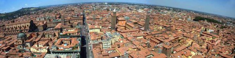View of Bologna / ©ilmungo / wikicommons