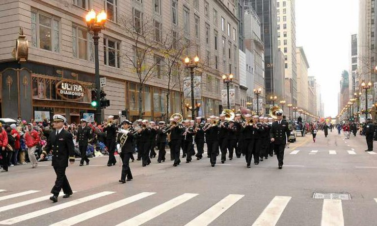 Thanksgiving Day Parade | © Andre N. McIntyre/WikiCommons
