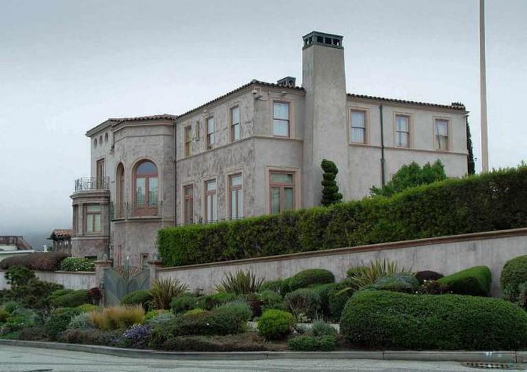 Robin Williams' Home in Sea Cliff, San Francisco | © Franco Folini/Flickr
