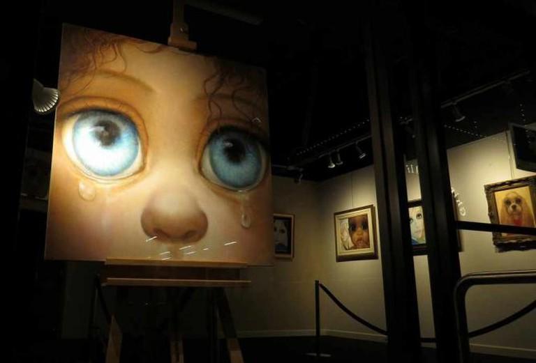 Keane Eyes Gallery, San Francisco | © rulenumberone2/Flickr
