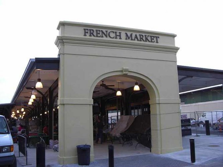 The French Market - Diego Delso/Wikimedia Commons