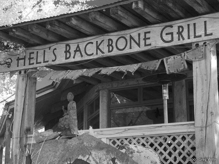 Hell's Backbone Grill | © Greg Willis/Flickr
