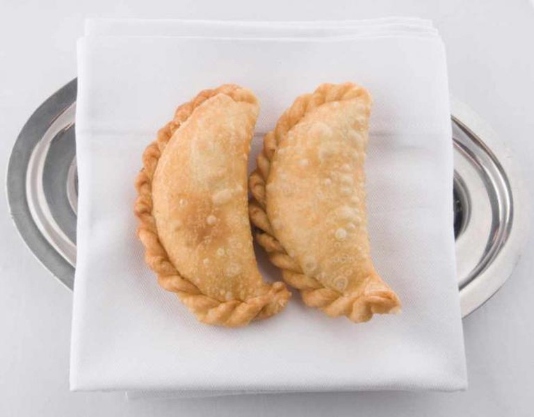 Traditional Chilean empanadas | © soyculto/Flickr