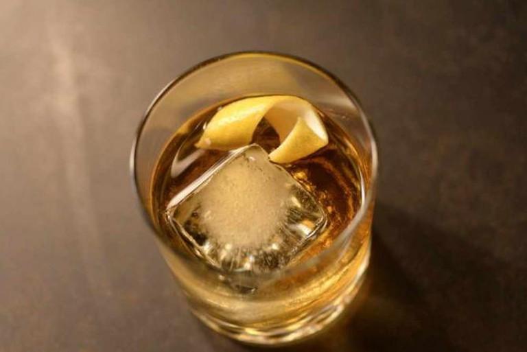 Cool As Ice cocktail | © Blackbird