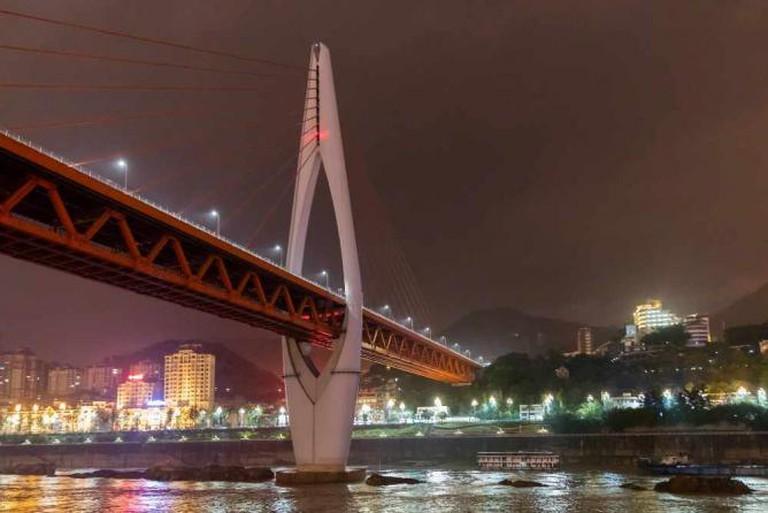 Dongshuimen Bridge, Chongqing