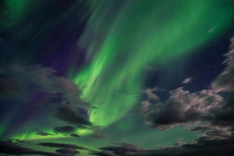 Northern lights | © Elizabeth Gottwald