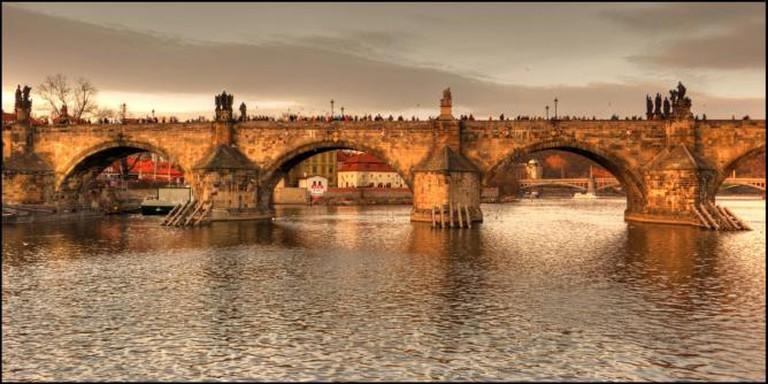 Charle's Bridge   © Guillén Pérez/Flickr