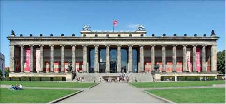 Altes Museum | @ Jean-Pierre Dalbéra/Wikimedia