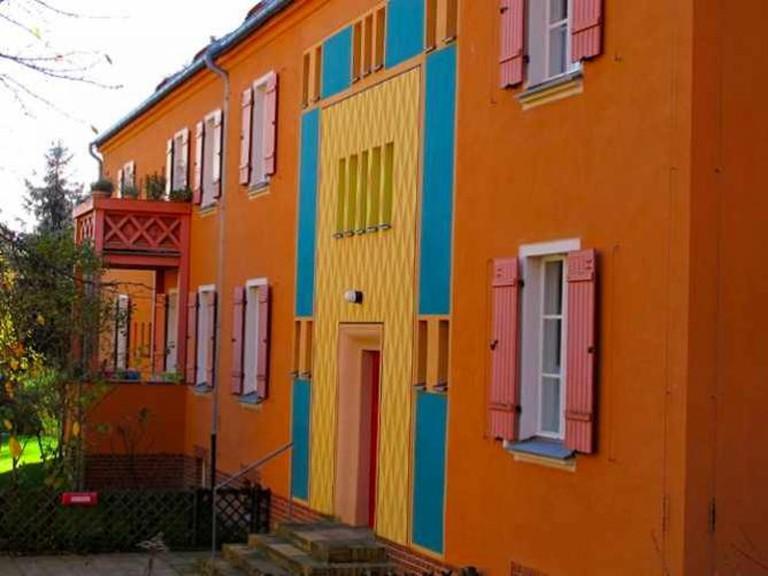 "Gartenstadt Falkenberg ""Tuschkastensiedlung"" | @ Mangan2002/Wikimedia"