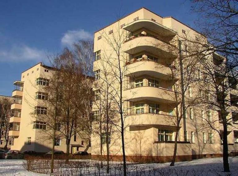 Carl Legien Housing Estate | @Doris Antony/Wikimedia