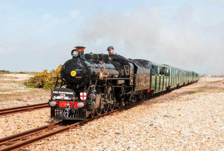 Romney, Hythe & Dymchurch Railway   © Tony Dimmer