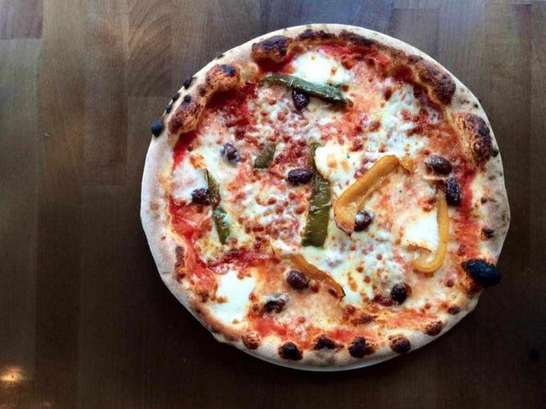 Delicious Pizza   Photo courtesy of Stranero