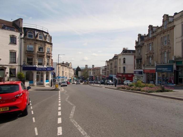 Whiteladies Road, Clifton | © shrinkin'violet/Flickr