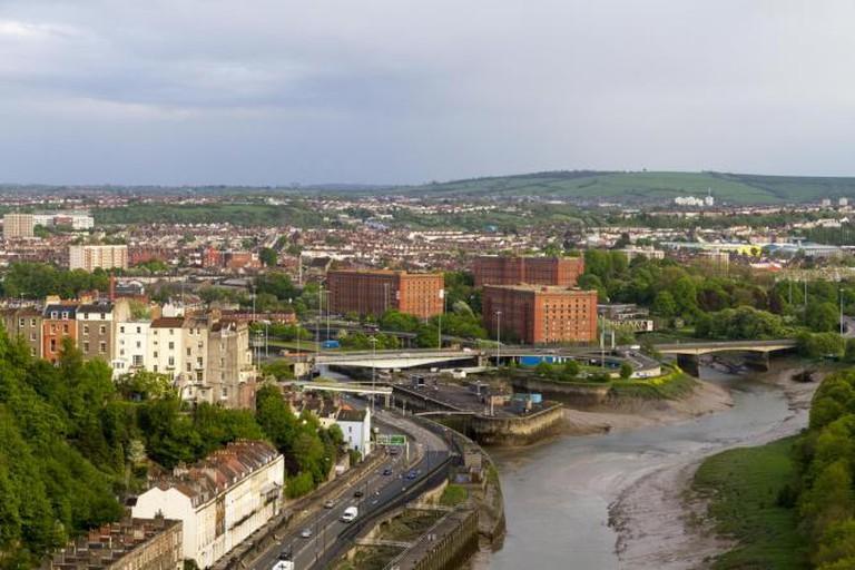 Clifton, Bristol | © Angel Ganev/Flickr