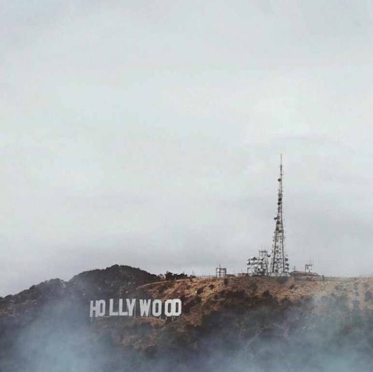 Welcome to Hollywood: land of dreams.